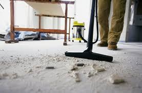 Как убраться после ремонта дома